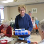 YWCA Alliance Meals on Wheels volunteer